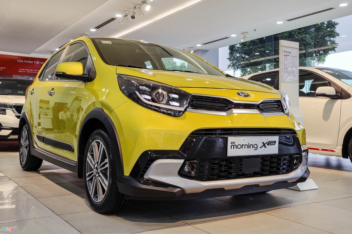 Giá lăn bánh các mẫu ôtô mới được ra mắt tại Việt Nam