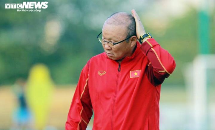 HLV Park Hang Seo thay đổi tuyển Việt Nam theo cách chưa từng có - 1