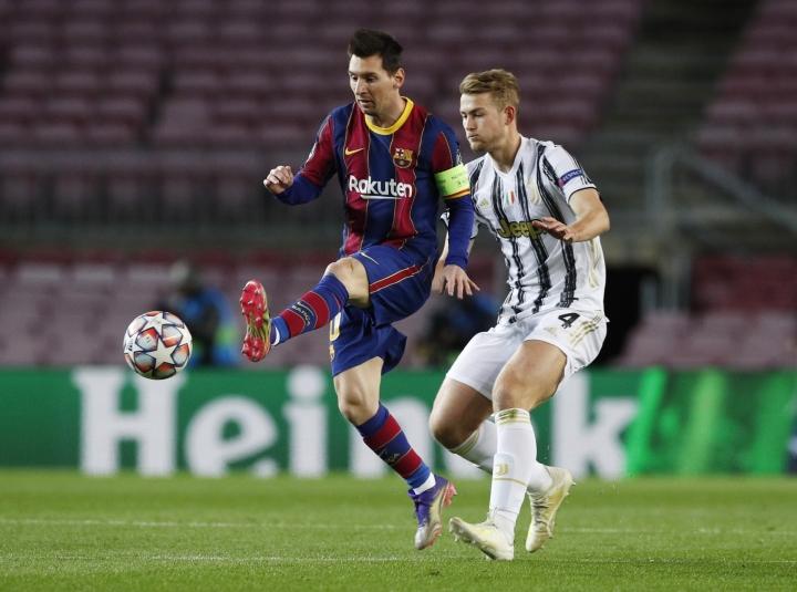 Kết quả Champions League: Ronaldo che mờ Messi, Juventus đè bẹp Barca 3-0  - 2