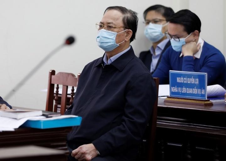 VKS đề nghị không chấp nhận kháng cáo xin hưởng án treo của ông Nguyễn Văn Hiến - 1