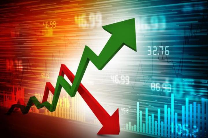 Chứng khoán bùng nổ đầu năm, VN-Index tăng gần 15 điểm - 1