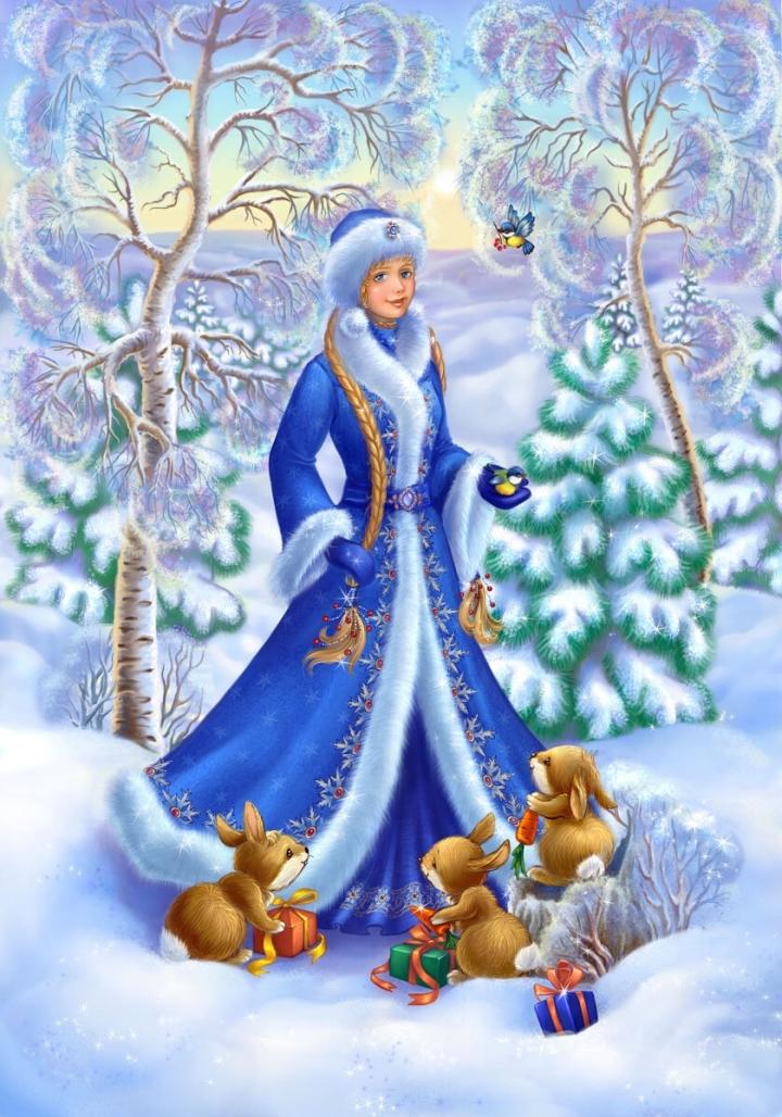 Bí mật ít ai biết về công chúa Tuyết Noel - 2