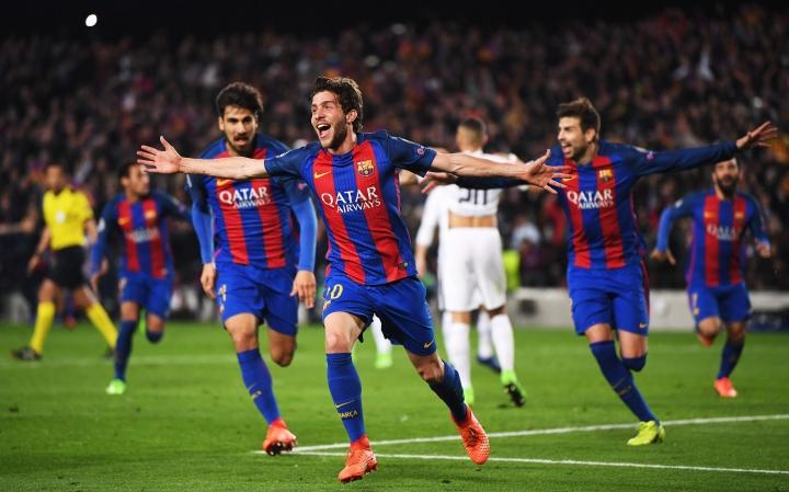 Kết quả bốc thăm vòng 1/8 Champions League: Chelsea vs Atletico, Barca vs PSG - 1
