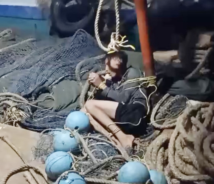 Hoang tin chém, đẩy ngư phủ xuống biển: Điều tra tài công đánh người - 1