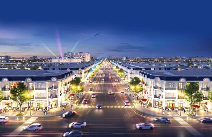 Bất động sản Long Thành: Hạ tầng hoàn chỉnh là chìa khóa hút khách - 1