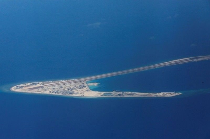 Chuyên gia truy nguồn gốc phóng xạ ở Biển Đông - 1
