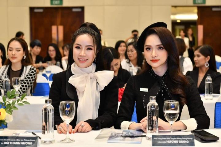 Doanh nhân Đỗ Hương Ly bất ngờ xuất hiện cùng Hoa hậu Hương Giang - 3