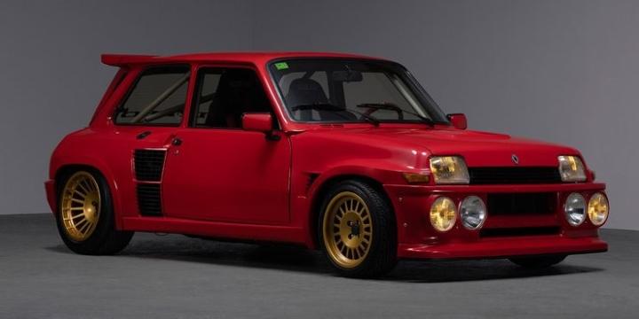 10 thiết kế ô tô độc đáo nhất của nhà thiết kế lừng danh Marcello Gandini  - 10