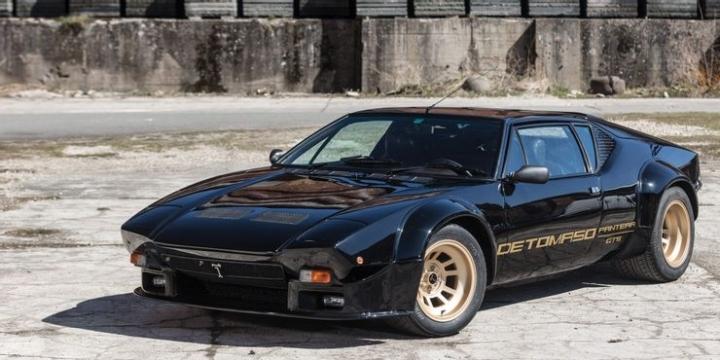 10 thiết kế ô tô độc đáo nhất của nhà thiết kế lừng danh Marcello Gandini  - 18