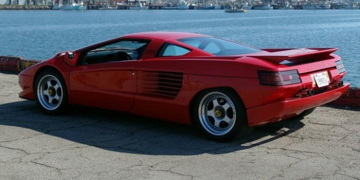 10 thiết kế ô tô độc đáo nhất của nhà thiết kế lừng danh Marcello Gandini  - 12