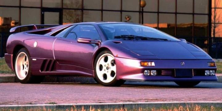 10 thiết kế ô tô độc đáo nhất của nhà thiết kế lừng danh Marcello Gandini  - 13