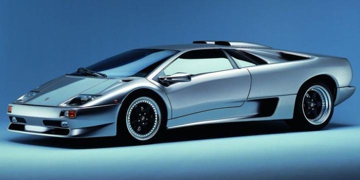 10 thiết kế ô tô độc đáo nhất của nhà thiết kế lừng danh Marcello Gandini  - 14