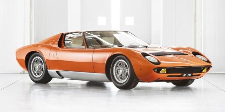 10 thiết kế ô tô độc đáo nhất của nhà thiết kế lừng danh Marcello Gandini  - 15