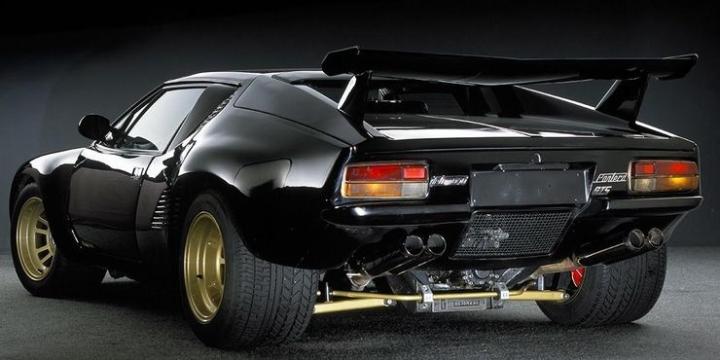 10 thiết kế ô tô độc đáo nhất của nhà thiết kế lừng danh Marcello Gandini  - 17