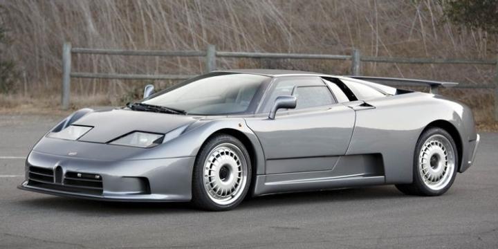 10 thiết kế ô tô độc đáo nhất của nhà thiết kế lừng danh Marcello Gandini  - 20