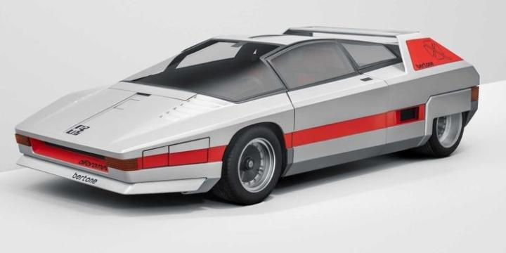10 thiết kế ô tô độc đáo nhất của nhà thiết kế lừng danh Marcello Gandini  - 7