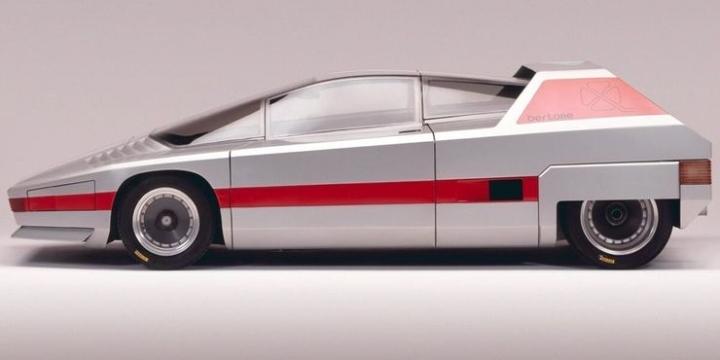 10 thiết kế ô tô độc đáo nhất của nhà thiết kế lừng danh Marcello Gandini  - 8
