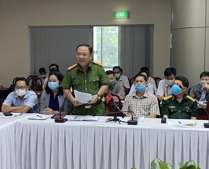 PGĐ Công an Đồng Nai: Sẽ xử lý cả các lãnh đạo liên đới clip 'xe đã gửi sếp' - 1