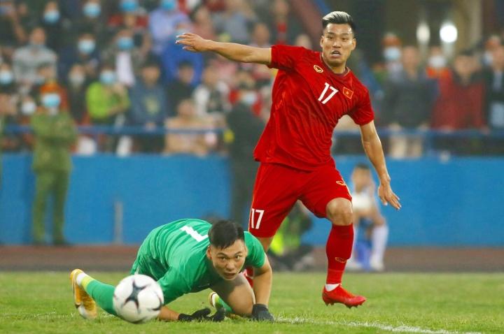 Bóng đá Việt Nam năm 2021: Hướng tới World Cup, giữ ngai vàng Đông Nam Á - 1