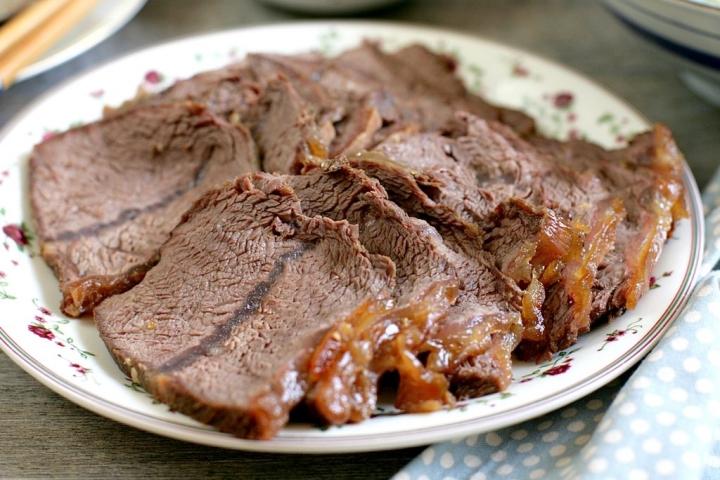 Món ngon ngày tết: Thịt bò kho khô xứ Nghệ - 1