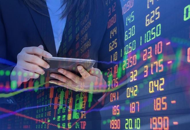 VN-Index vượt 1.200 điểm nhờ cổ phiếu ngân hàng bùng nổ - 1