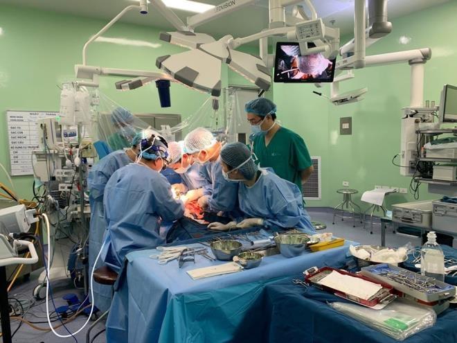 Hàng loạt kỷ lục mới trong lĩnh vực ghép tạng ở Việt Nam - 1