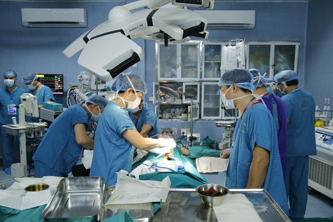 Hàng loạt kỷ lục mới trong lĩnh vực ghép tạng ở Việt Nam - 4