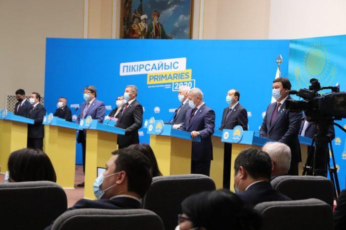 چگونه COVID-19 مبارزات انتخاباتی Majilis 2021 را در قزاقستان تغییر می دهد؟  - 2