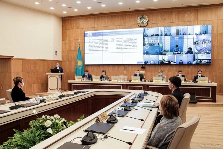چگونه COVID-19 مبارزات انتخاباتی Majilis 2021 را در قزاقستان تغییر می دهد؟  - اولین