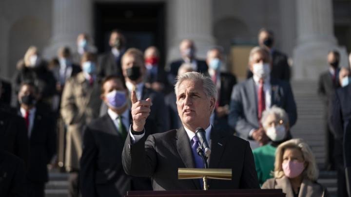 140 نماینده کنگره جمهوری خواه با رای گیری کالج انتخابات از 6 تا 1 ژانویه مخالفت می کنند