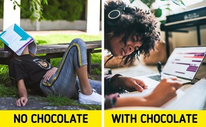 Ăn chocolate vào bữa sáng, cơ thể sẽ ra sao? - 1