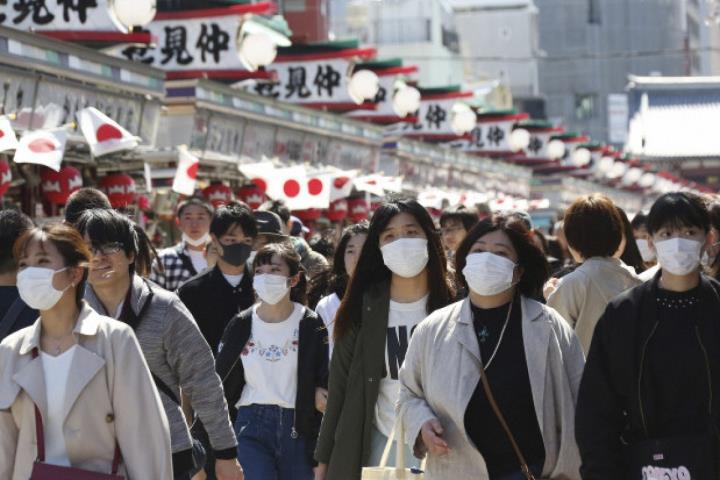 توکیو می خواهد وضعیت اضطراری اعلام کند ، تعداد افراد آلوده به COVID-19 یک رکورد بالا است - 1