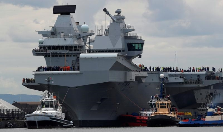 او کشتی های جنگی را به دریای چین جنوبی فرستاد ، چین به شدت هشدار داد - 1