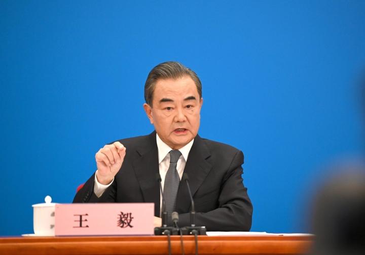 وزیر خارجه چین: چشم انداز همکاری استراتژیک چین و روسیه نامحدود است - 1
