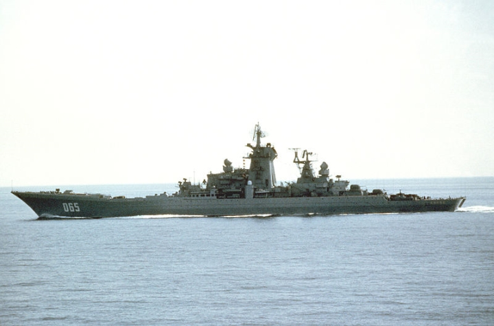 رزمناو هسته ای Kirov: