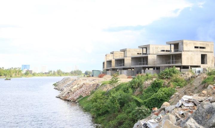 Đà Nẵng 'chốt' số phận khu biệt thự ven sông Cổ Cò từng bị thu hồi giấy phép - 2
