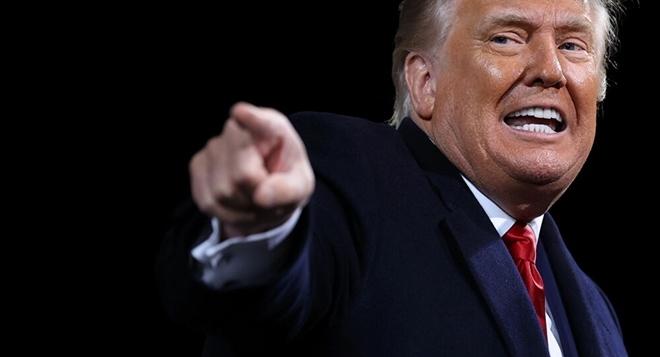 آقای ترامپ ممکن است از یک مقام گرجی به دلیل افشای ضبط رسوایی شکایت کند - 1