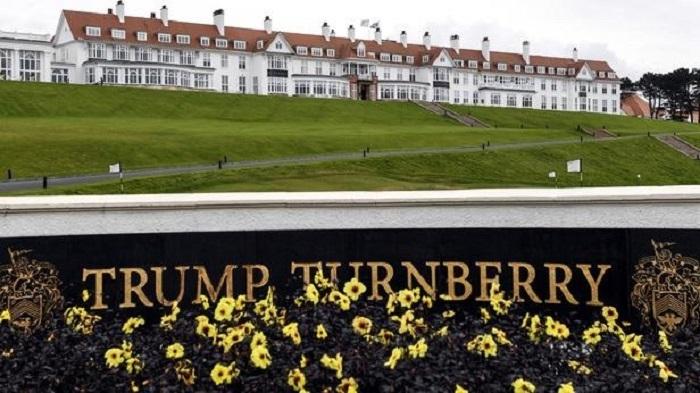 آقای ترامپ در اسکاتلند در مراسم تحلیف رئیس جمهور منتخب بایدن؟  - اولین
