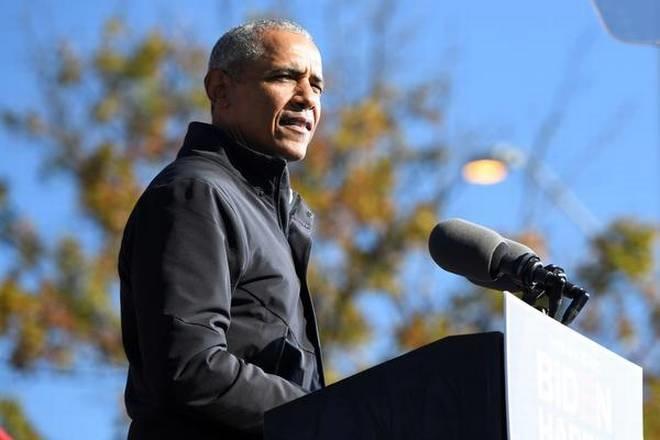 رئیس جمهور پیشین اوباما از نکاتی که آقای ترامپ بر قدرت حفظ می کند ناراحت است - 1