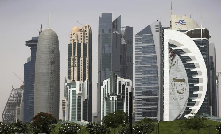 عربستان سعودی و قطر در حال بازیابی مرزهای هوایی و دریایی هستند - 1