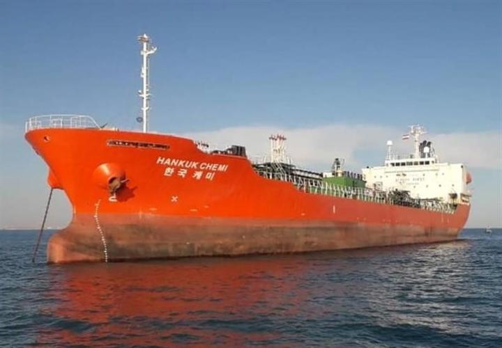 ایران گروگانگیری کشتی های کره ای با خدمه ویتنامی را انکار می کند - 1