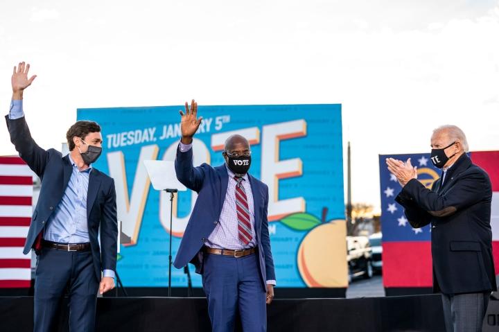 انتخابات میان دوره ای در جورجیا: فرصتی برای تغییر حزب دموکراتیک آمریکا - 1