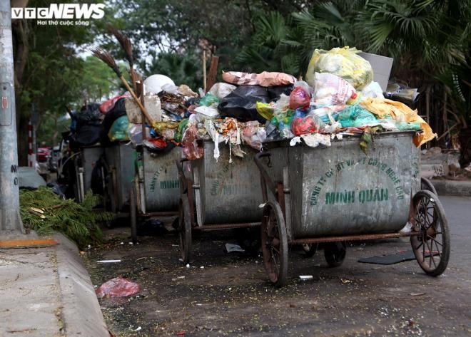 The infamous garbage collection tycoon Minh Quan and billions of dollars in bidding packages throughout Hanoi - 1