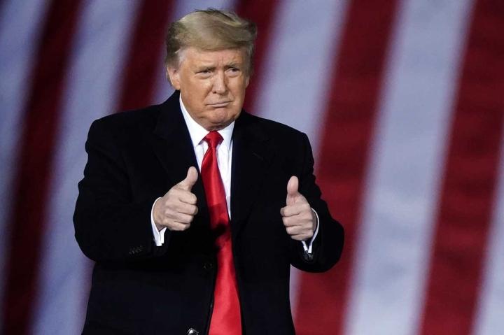 ترامپ درباره ترک واشنگتن ، انتقال به مارآ لاگو صحبت می کند؟  - اولین
