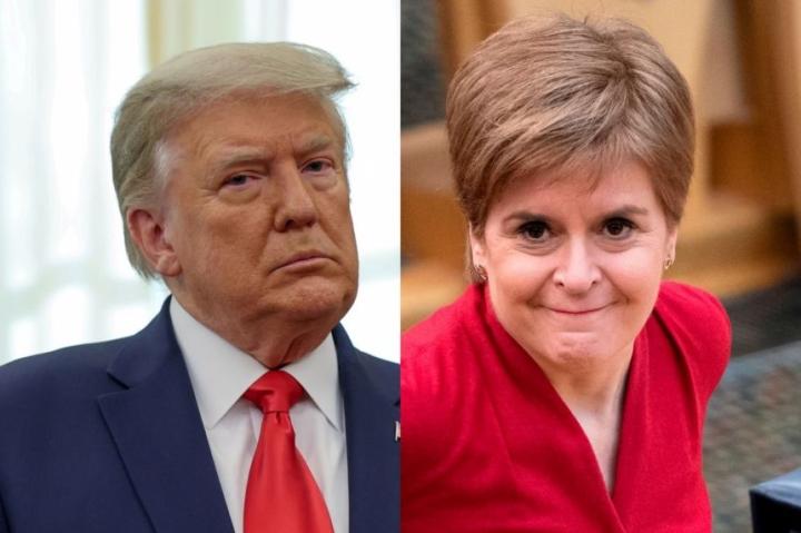 اسکاتلند: اجازه نمی دهد بازدید کنندگان به اینجا بیایند ، از جمله رئیس جمهور ایالات متحده - 1