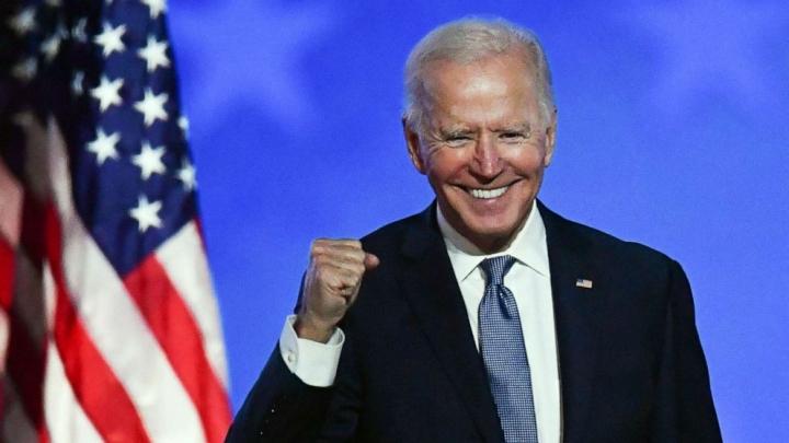 کنگره ایالات متحده آقای جو بایدن را به عنوان رئیس جمهور منتخب معرفی کرده است - 1