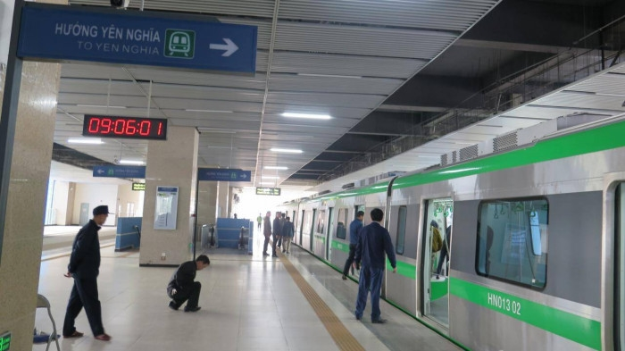 Before March 31, complete the Cat Linh - Ha Dong railway project - 2