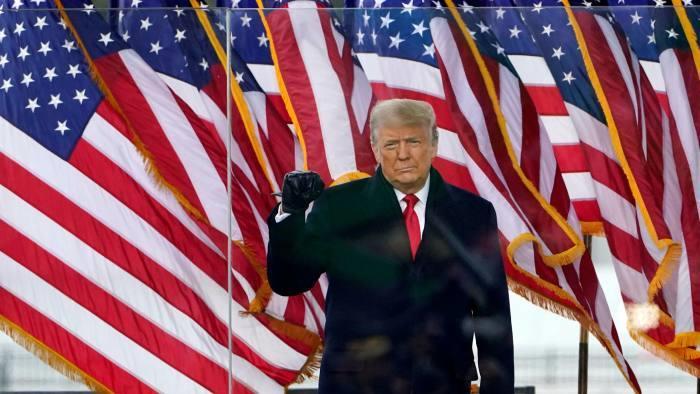 وفاداری این مقام آمریکایی به ترامپ چگونه تغییر می کند؟  - 4