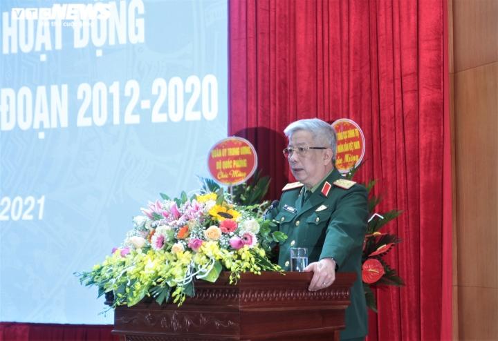 عملیات حفظ صلح ستون فقرات دفاع خارجی ویتنام است - 1