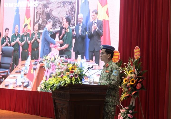 عملیات حفظ صلح ستون فقرات دفاع خارجی ویتنام است - 2